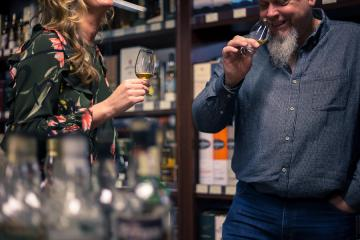 The Single Malt Whisky Shop - Zammel Geel Westerlo